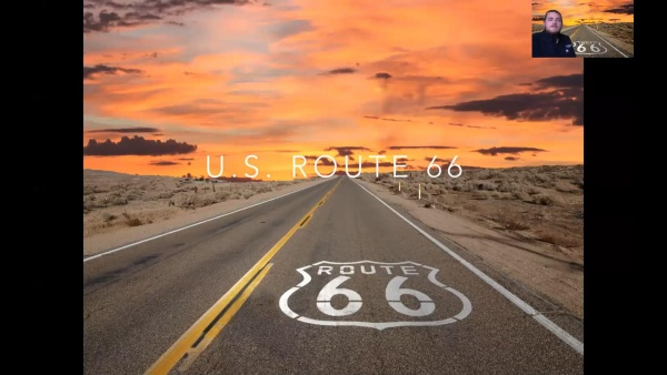 Route 66 - Reading Comprehension