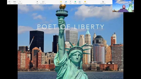 Poet of Liberty